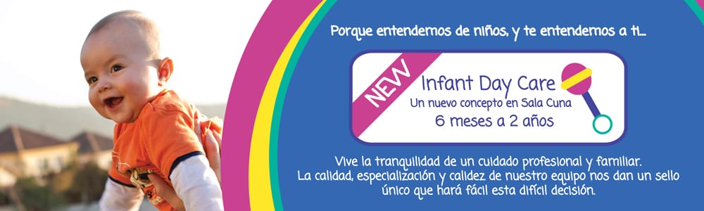 New Infant Day care