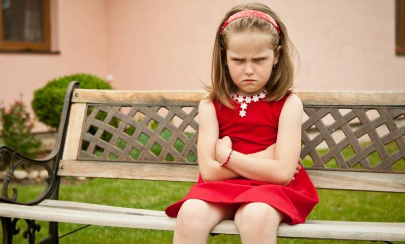 Comportamientos desafiantes en los niños
